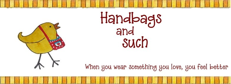 Handmade Bags and Such