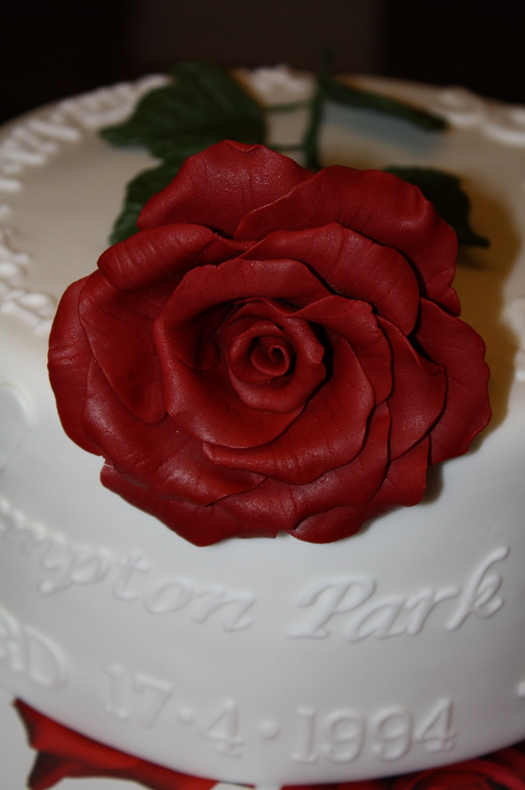 Phil Cowboy Birthday Cake