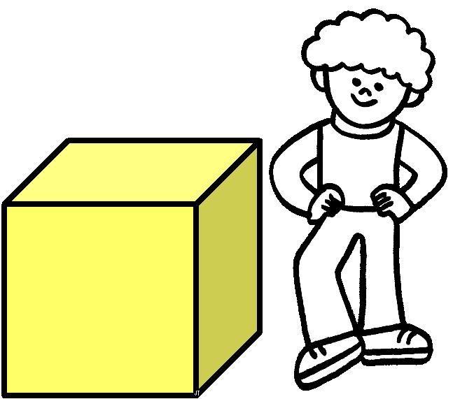 Autismus Arbeitsmaterial: Visuelle Wahrnehmung: Raumlage