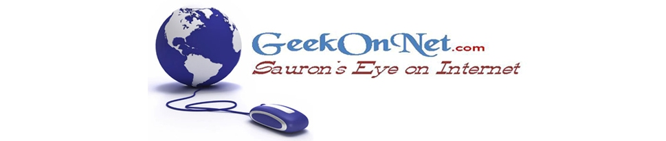 Sauron's Eye on Internet