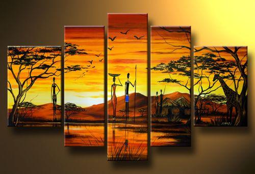 Pintura al oleo for Fotografia cuadros decoracion