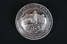 La médaille SSMSGVM