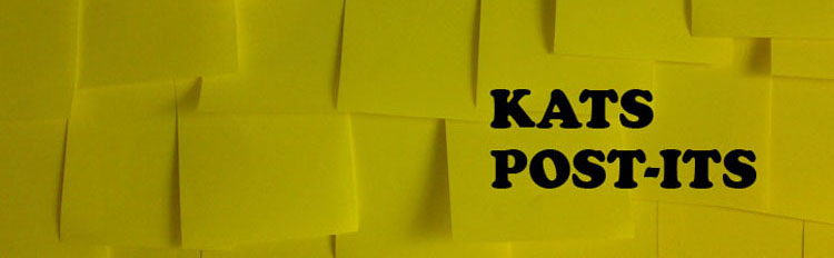 Kat´s post-its