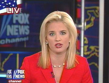 Fox News Anchorwoman
