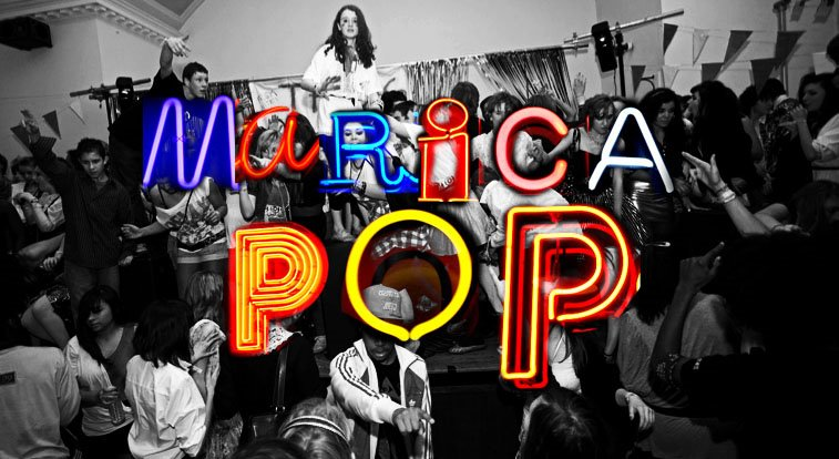 THE MARICA POP BLOG