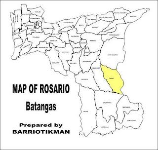 Nasi Rosario Batangas