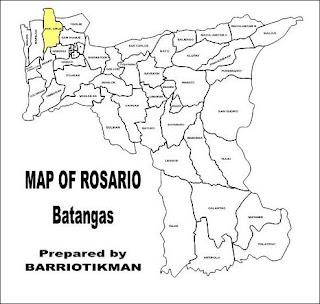 Barangay Santa Cruz Rosario Batangas