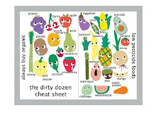 The Dirty Dozen Cheat Sheet