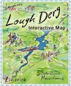 Interactive Map of Lough Derg