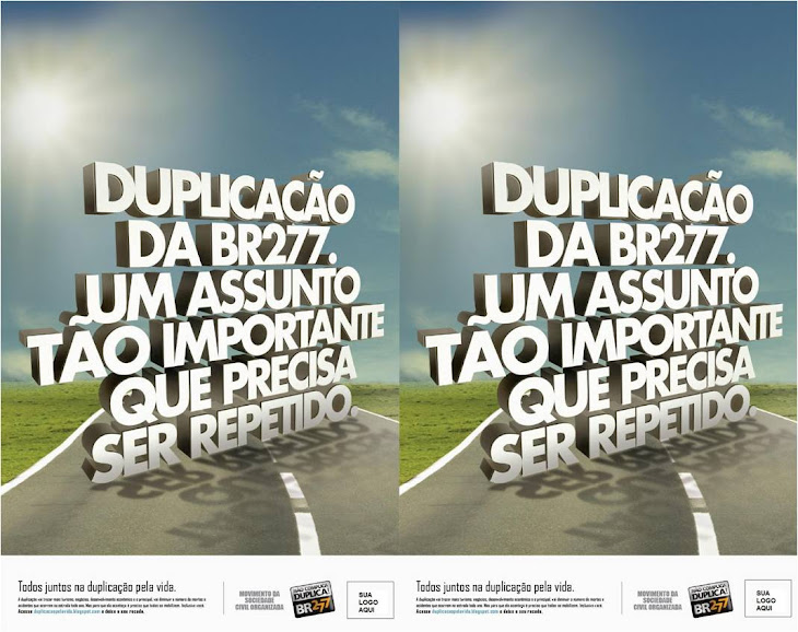 Banner da Campanha