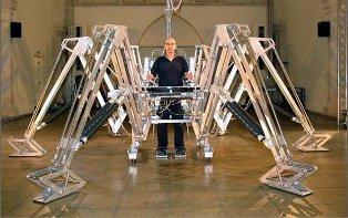 Military exoskeleton prototype kumpulan17