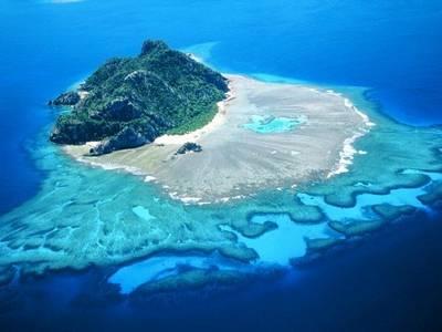 pulau Fiju,kannibal anak-anak