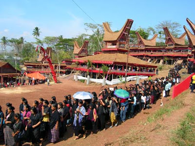 Pemakaman Tana Toraja