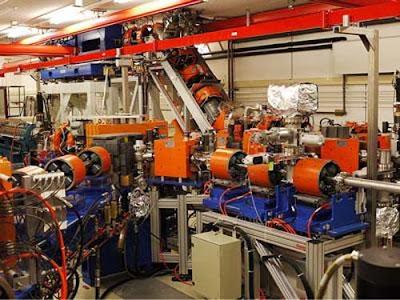 The Free Electron Laser Senjata Senjata Penghancur Tercanggih di Dunia