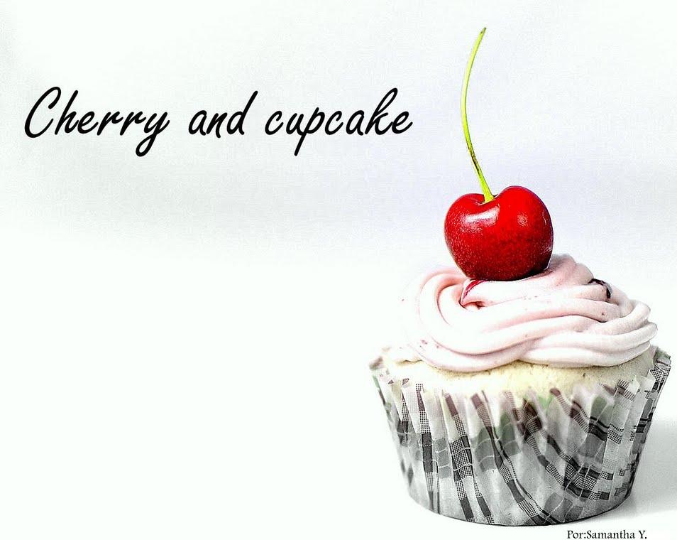 Cherry and Cupcake