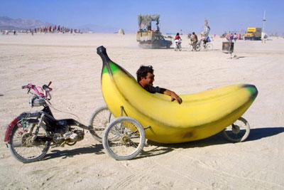 les bananes et le potassium