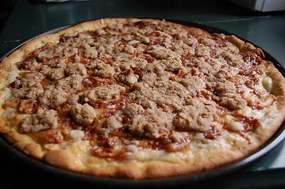 Apple Pizza
