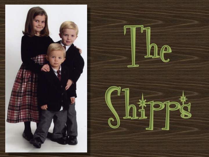 The Shipp's Log
