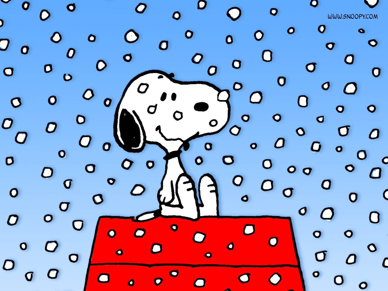 snoopy dancing pictures - Snoopys Christmas Album