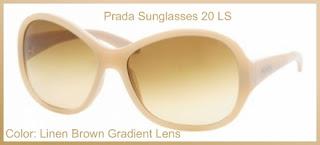 Designer's House: Prada Best Seller Sunglasses