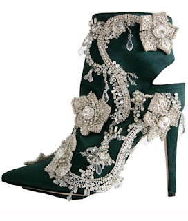 Designer's House: Autumn/Winter 2009 Shoes Manolo Blahnik Collections :  manolo autumn 2009 shoe