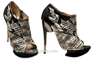 Designer's House: Hottest Ankle Boots Collection for Autumn 2009