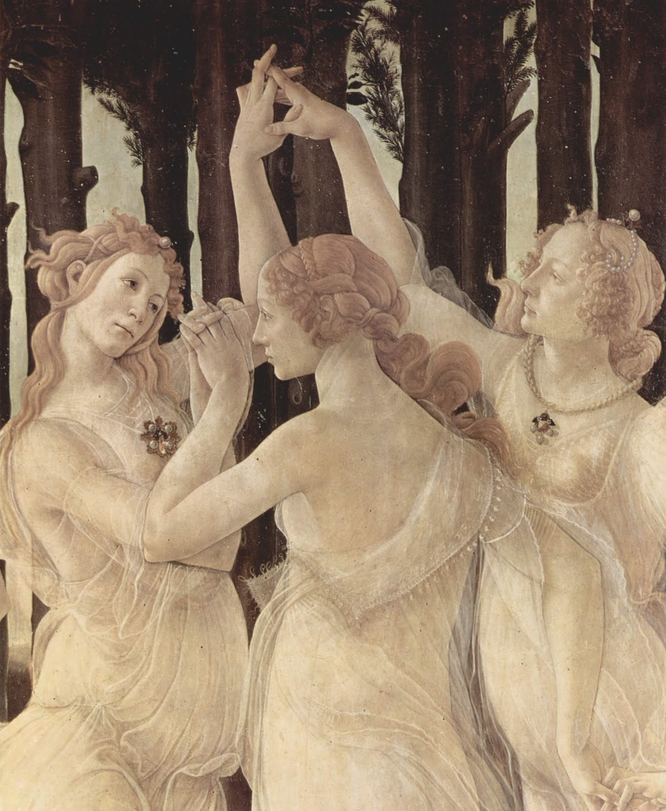 Good Primavera By Sandro Botticelli