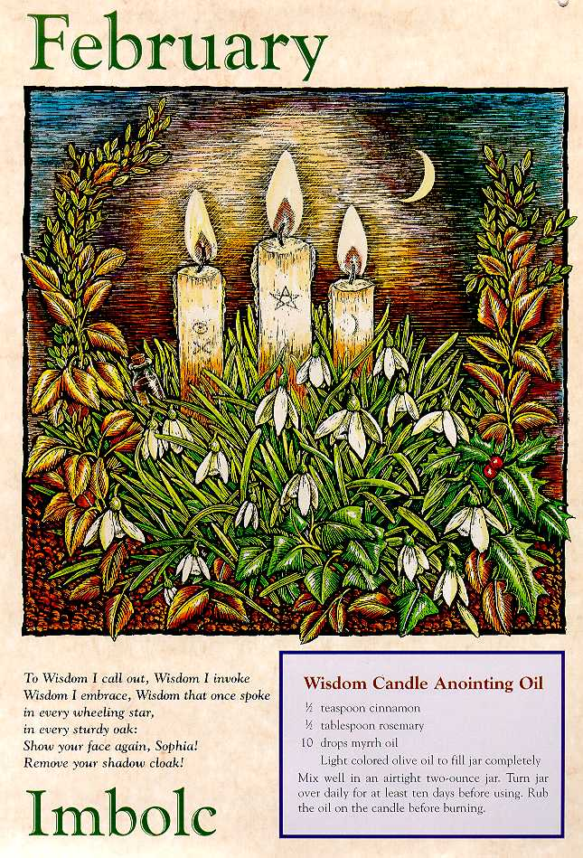 Acbal's Moon: Imbolc