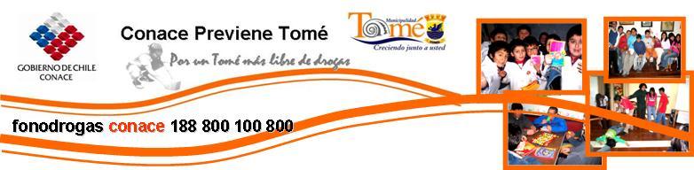 Conace Previene Tomé