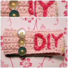 "DIY armbånd du kan ""skilte med""."