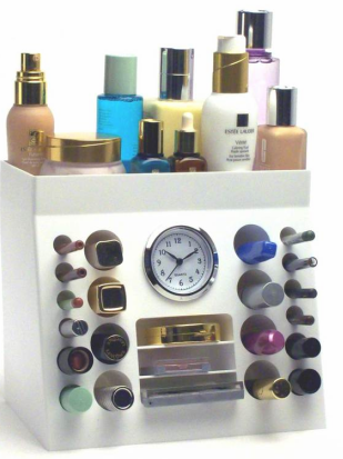 Organizer on Peaches Reviews  Lips N Eyes Cosmetic Organizer  Giveaway