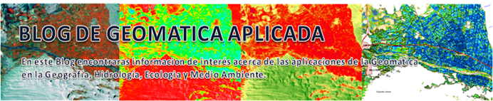 Blog de Geomatica Aplicada