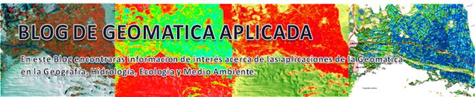 Blog de Geomatica Aplicada