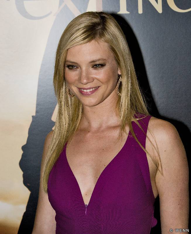 best blonde hairstyles. Celebrity hairstyles Amy Smart