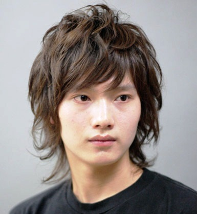 Japanese Mens Medium Asian Hairstyles