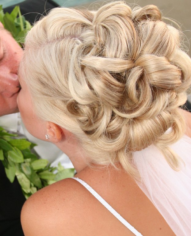 Labels: Braided Hairstyles, Bridal