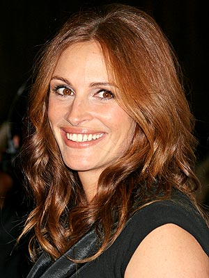 Julia Roberts Hairstyle - Beautiful