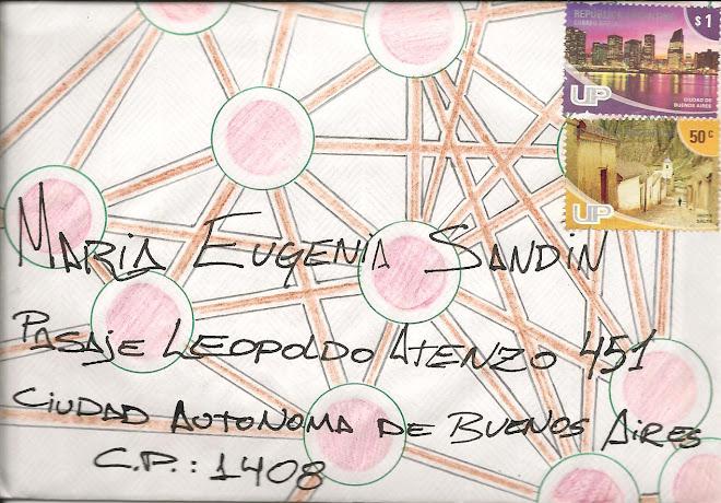 Maria Eugenia Sandin