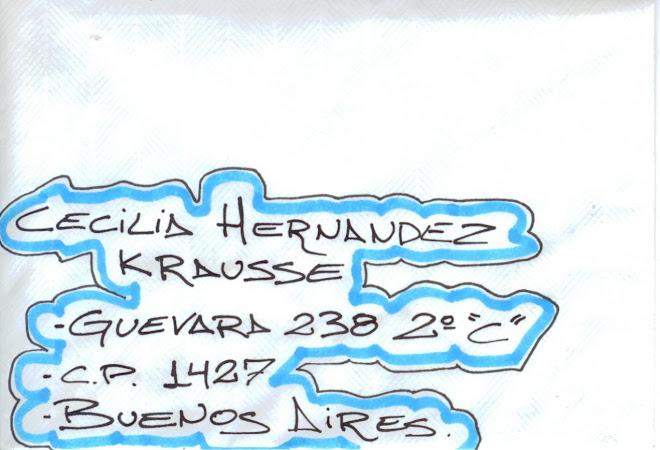 Cecilia Hernandez Krausse