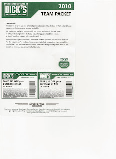 Dicks Sporting Goods 15 Off Coupon For January 16 Free