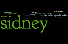 Sidney's Wordle
