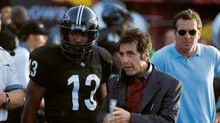 Al Pacino as Tony D'Amato in Any Given Sunday