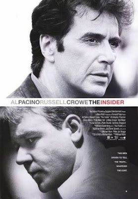 Al Pacino's The Insider poster