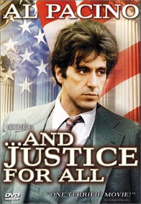 ...And Justice For All poster - Al Pacino