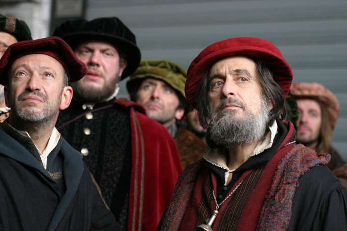 The Merchant of Venice (2004) - Shylock | Al Pacino Movies