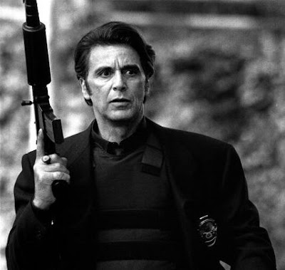 Al Pacino as Leutenant Vincent Hanna in Heat (1995)