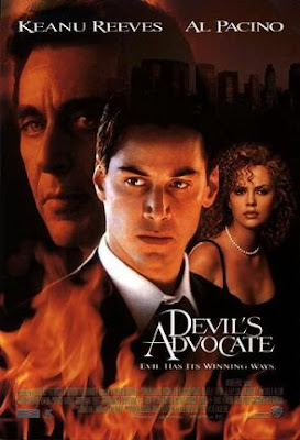Al Pacino as John Milton in The Devil's Advocate
