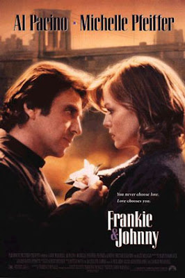 Frankie and Johnny 1991 poster.