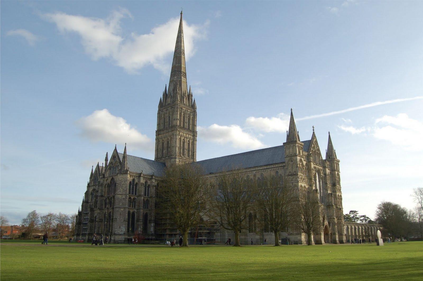 salisbury cathedral - photo #9
