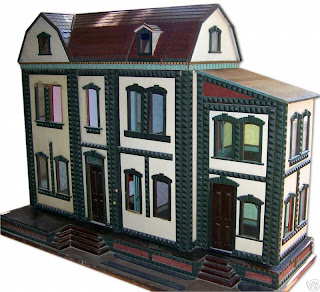 My Dream Dollhouse Antique Victorian Dollhouse